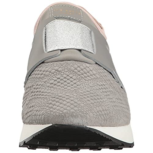 d01001f1550b Ted Baker Women s Kygoa Lthr AF Grey LT Pink Sneaker new - abpol ...