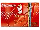 Nakhla Sheherazade Shisha Molasses Premium Flavors 1kg/1000g For Hookah NonTobacco (Cinnamon)