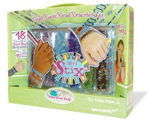 Bead Shop Fashion Angels (The Bead Shop - Beads, Beads, Beads - Wrist Stix by Fashion Angel Enterprises/The Bead Shop)