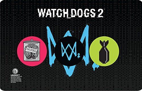 GameStop Exclusive Watch Dogs 2 Collectible Pins