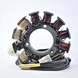 Stator For Arctic Cat Mountain Cat 500 600 Pantera 600 Powder Special 600 ZL 500 600 ZR 500 600 EFI 2000 2001 2002 2003 2004 2005 OEM Repl.# 3005-699