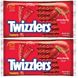 Twizzlers Strawberry Twist, 16-Ounce Bags
