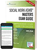 Social Work ASWB Masters Exam Guide, Second Edition: A Comprehensive Study Guide for Success (Book + Free App)