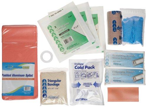 First Voice BONE01 Fracture/Sprain Emergencies First Aid ...