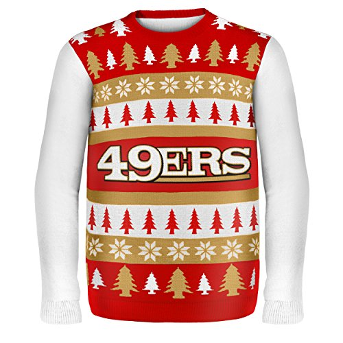 6474f18ef92 San Francisco 49ers Ugly Christmas Sweaters