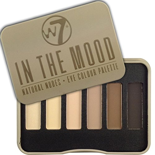 W7 In The Mood Natural Nudes Eye Shadow Palette