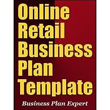 Online Retail Business Plan Template