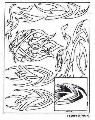 Parma Paint Mask (Parma 10813 Inca Paint Mask)