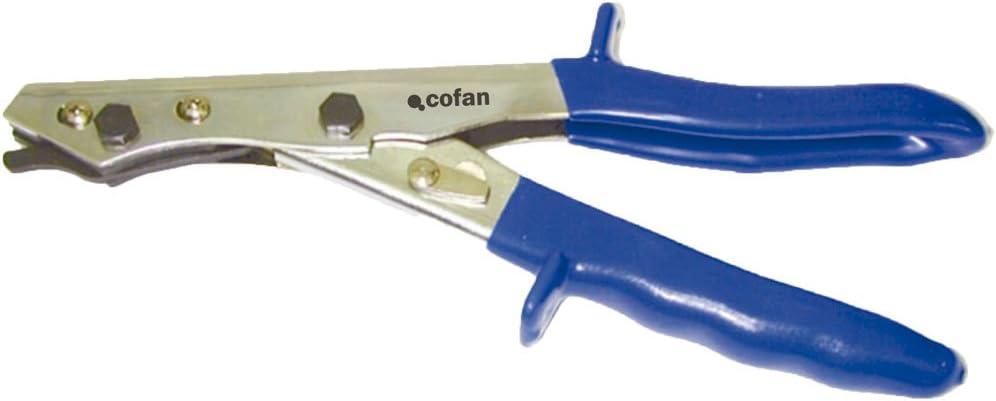 Cofan 09511050 Cizalla roedora de chapa, 0.011 V, 10