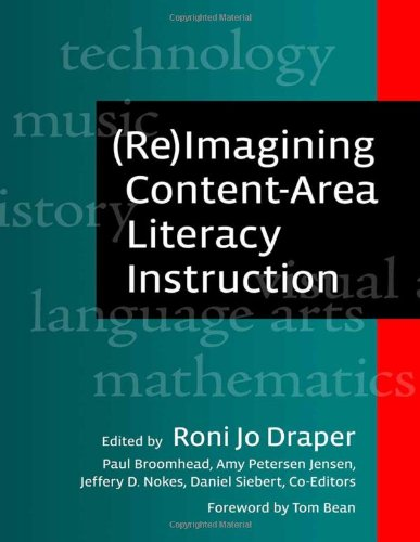 (Re)imagining Content-area Literacy Instruction (Language & Literacy Series) (Language and Literacy Series) (Language and Literacy (Paperback))