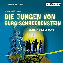 Die Jungen von Burg Schreckenstein (Burg Schreckenstein 1)