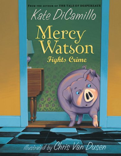 pig in shadow book cover