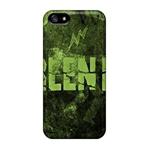 Apple Iphone 5/5s TIN2241pkoj Allow Personal Design Colorful Linkin Park Skin Perfect Hard Phone Covers -CristinaKlengenberg