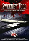 img - for Sweeney Todd and the String of Pearls: An Audio Melodrama in Three Despicable Acts book / textbook / text book