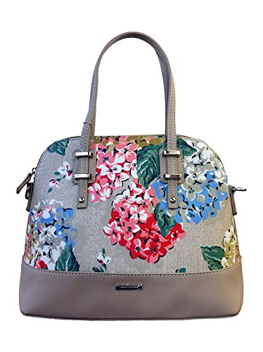 Handbag Small Floral Camel Purse Leather Women PU For Crossbody Bwd6zxw1q