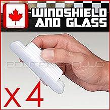4 PACK AQUAPEL,WINDOW WINDSHIELD GLASS TREATMENT RAIN WATER REPELLENT REPELS