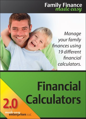 Financial Calculators 2.0 for Mac [Download] by Made Easy Enterprises LLC