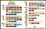Fiebing's Leather Dye 4oz Dark Brown - alcohol