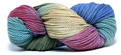 Fiesta Yarns Hand Dyed Mythic Yarn, (Fiesta Knitting Yarn)