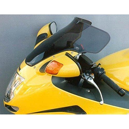 Spoilerscreen Windshield Mra (MRA SpoilerScreen Windshield for Honda CBR1100XX Blackbird (SMOKE GRAY))