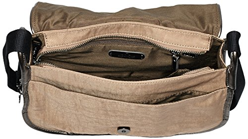 Luxeables Borse Cm A Beige Donna Tracolla Nuove 29x23x10 Beige nuvola wxhl Kipling pgqnx57