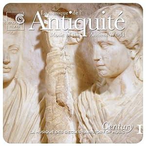 vignette de 'La musique de l'Antiquité'