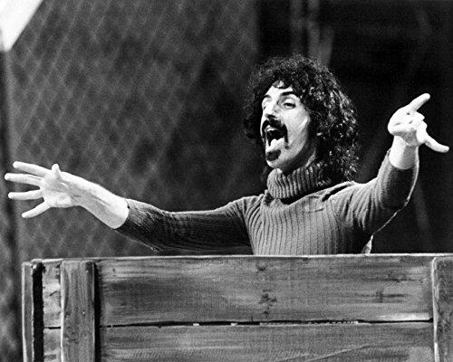 (Frank Zappa Rare Portrait 16X20 Canvas Giclee)