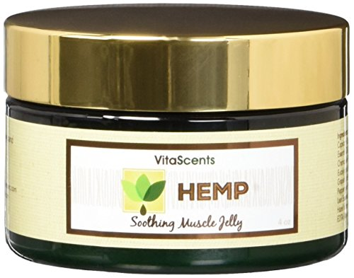 VitaScents Hemp Soothing Muscle Jelly