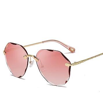 DURIAN MANGO Moda Gradual Ocean Lens Sunglasses Gafas de Sol ...