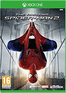 Amazon Com The Amazing Spider Man 2 Playstation 4 Activision Video Games