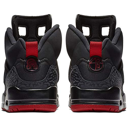 006 Fitness Da Uomo Jordan Spizike gym black Scarpe Multicolore anthracite Red Nike q4wIPtWw