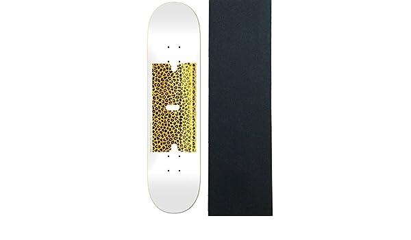 5c01510d96a4a Amazon.com : Real Skateboard Deck Busenitz Furry Fun 8.06