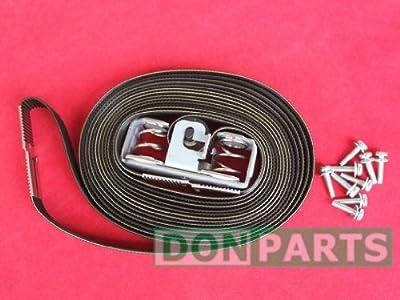 "Original Belt and Tensioner Assembly for HP DesignJet Z6100 60"" Model from donparts"