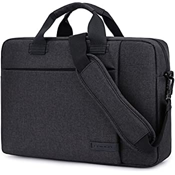 Amazon.com: Laptop Bag 15.6 Inch,BRINCH Stylish Fabric Laptop ...