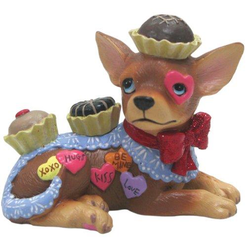 Westland Giftware Cupcakes Mini Figurine