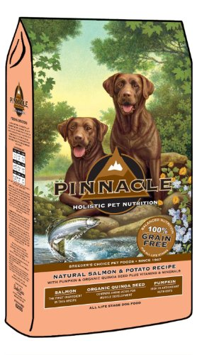 Pinnacle Salmon and Potato Grain-Free Formula Dog Food, 24-Pound