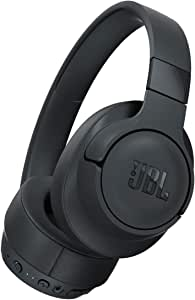 JBL T750BTNC Wireless Over-Ear Headphones with Noise Cancellation - Black