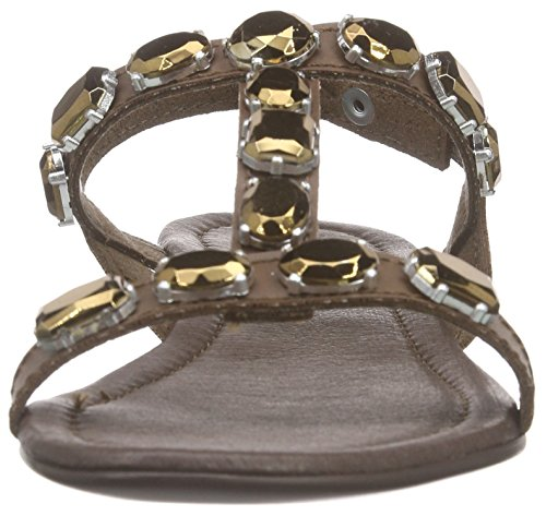 bar mocca Women's Braun T Sandals Brown 304 Tamaris 28159 0tq5FF
