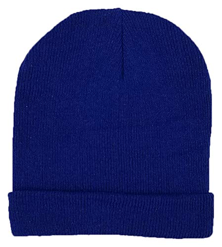 Wholesale Warm Cold Weather Hats for Boys Girls Children School Outdoors 48 Pack Kids Winter Beanies Bulk Gift