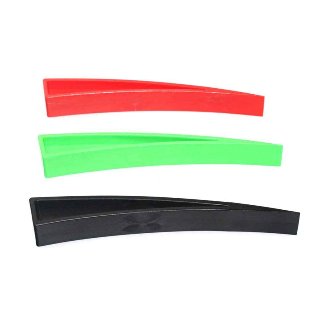 Egal Auto Curved Window Wedge Kit Beating Plastic Wedge Set Car Open Door Window Enlarger Gap Car Emergency Escape Tool M-Egal