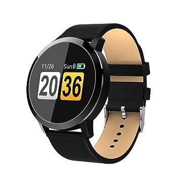 Smart Watch Fitness de cámara Pulsómetro Tensiómetro de Pulsera podómetro Activity Tracker Dormir Supervisión Llamada SMS