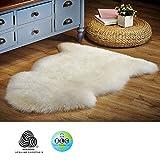 Real Australia Premium Sheepskin Rug Area Rug Thick