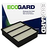 ECOGARD XA5244 Premium Engine Air Filter Fits Mitsubishi Lancer, Mirage, Outlander