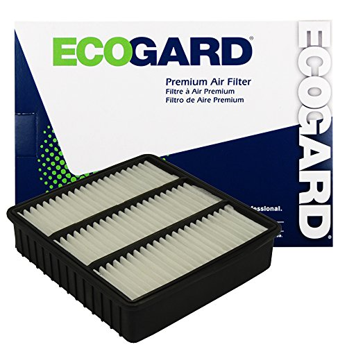 ECOGARD XA5244 Premium Engine Air Filter Fits Mitsubishi Lancer, Mirage, Outlander - 2003 Mitsubishi Lancer Engine