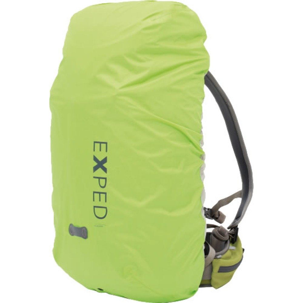 EXPED RAINCOVER BACKPACK LIME (MEDIUM/40L) B00IFAEVSO