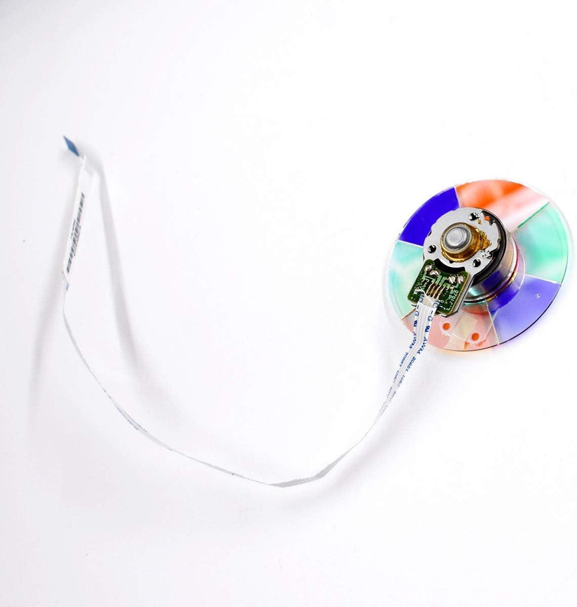 Rueda de Color para proyector Optoma HD20: Amazon.es: Electrónica