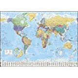 World Map - Maxi Poster - 61cm x 91.5cm
