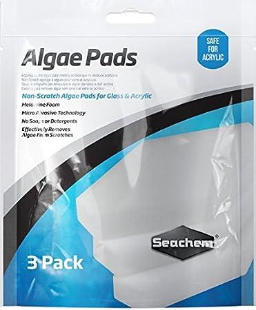 Seachem Laboratories Algae Pad 6 Pads Total