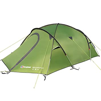 Green Berghaus Gr&ian 3 Man Tent Green One Size  sc 1 st  Amazon UK & Green Berghaus Grampian 3 Man Tent Green One Size: Amazon.co.uk ...