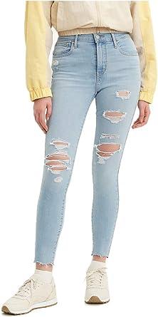 Amazon Com Levi S 720 Jeans De Tiro Alto Para Mujer Clothing